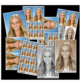 Single photo prints